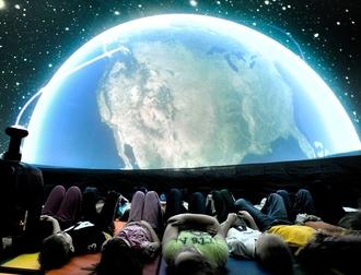 Планетарий в ГОЛОВАСТИКЕ. Анимационно-познавательная программа