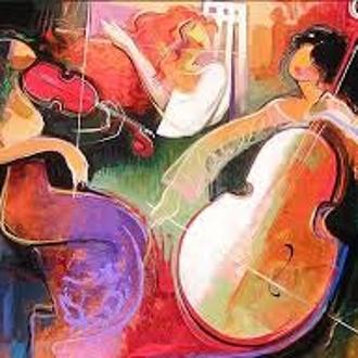 21 мая в 11:30 - нескучный концерт для всей семьи. Скрипка и виолончель